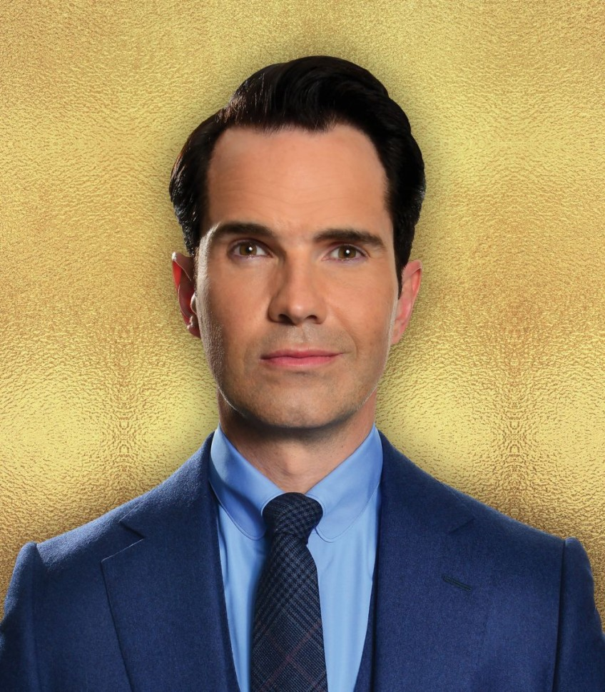 Jimmy Carr - Greatest Hits Tour