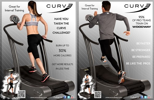 Curve _Fitness -Poster