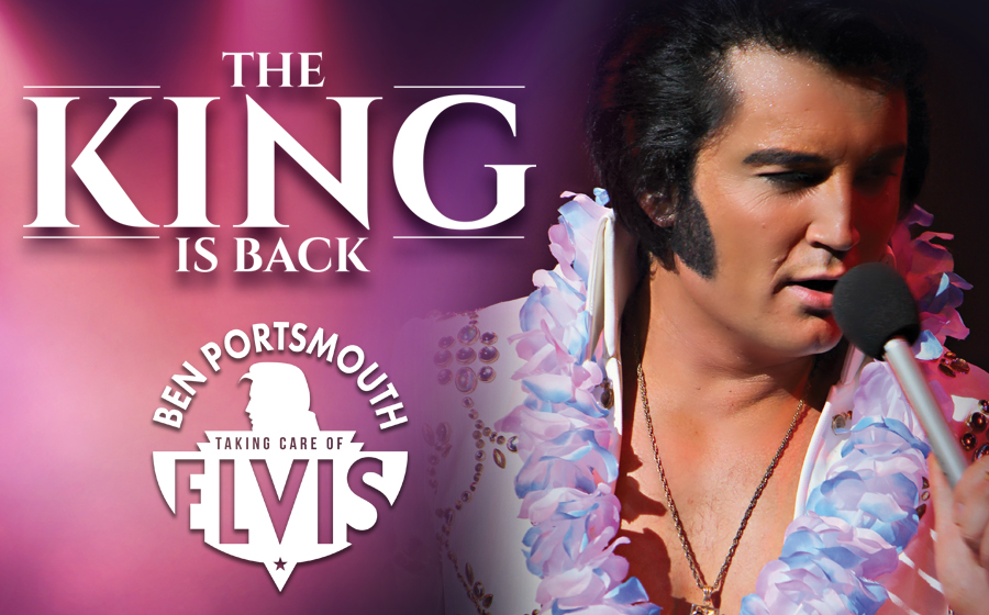 Taking Care of Elvis - The King Is Back