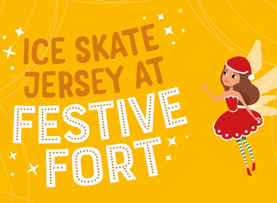 Ice Skate Jersey at Festive Fort