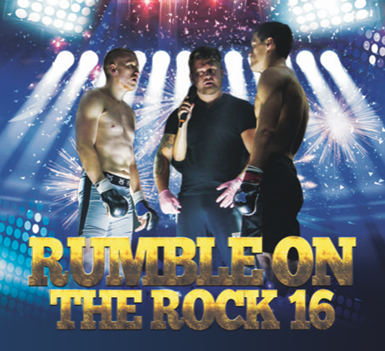 Rumble on the Rock 16