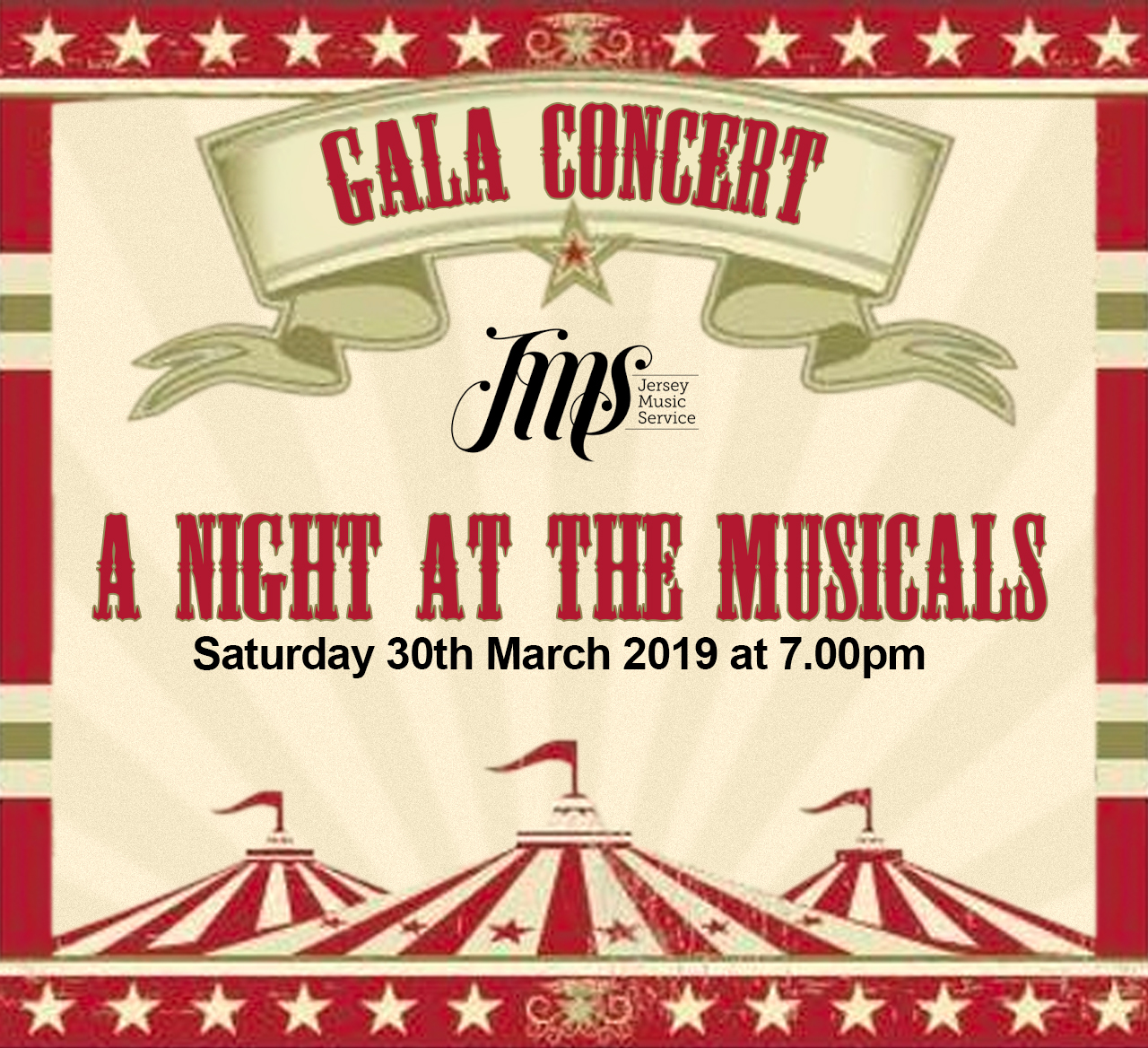 JMS Gala Concert - A Night at the Musicals