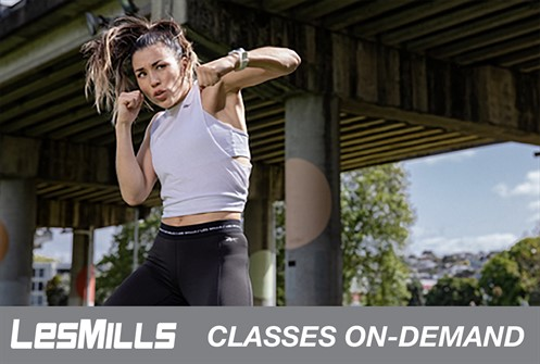 Les Mills On Demand _Blog
